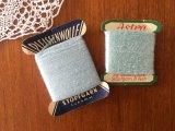 古い糸巻きセット